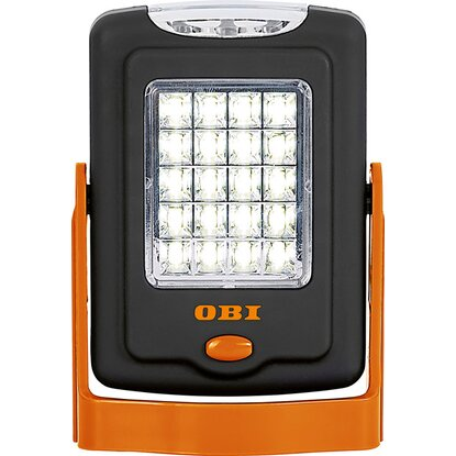 OBI LED pracovné svietidlo s 23 LED diódami