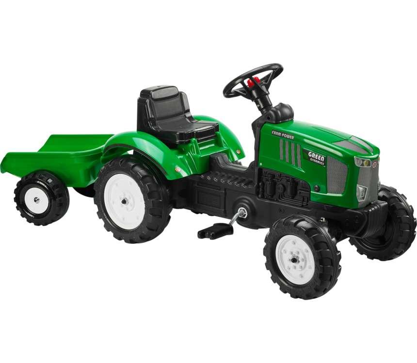 Šliapací traktor