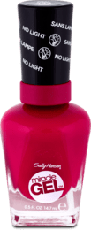 Gél lak Miracle Gel, 444 Off With Her Red!, 14,7 ml