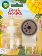 Elektrický osviežovač vzduchu s náplňou Beach Escapes, 19 ml