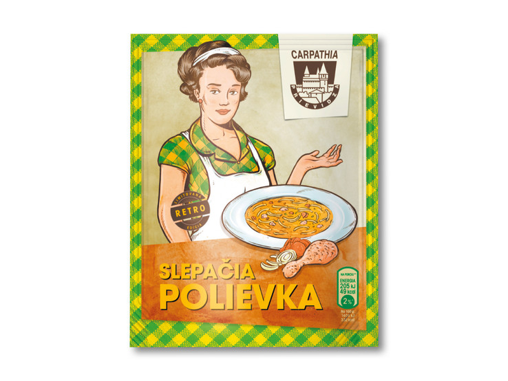 Carpathia polievky