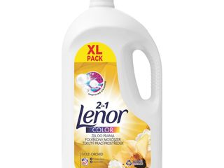 Lenor Gold Orchid Color prací gél 67praní 1x3,658 l