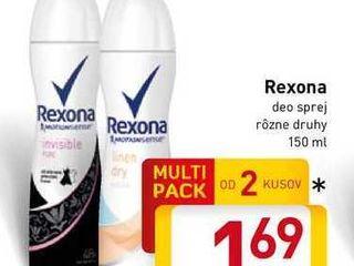 Obrázok Rexona deo sprej 150 ml