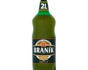 obrázek Braník Pivo výčepní světlé 2,0l (PET)