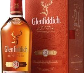 Obrázok Glenfiddich 21YO 40% 0,70 L