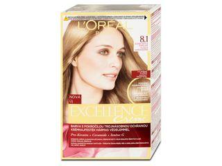 L'Oréal Excellence farba na vlasy 8.1 blond svetlá popolavá 1x1 ks