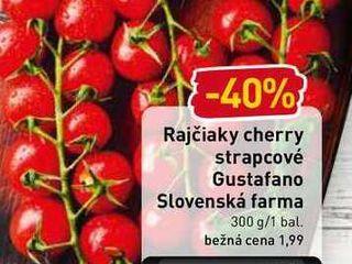 Obrázok Rajčiaky cherry strapcové  300 g