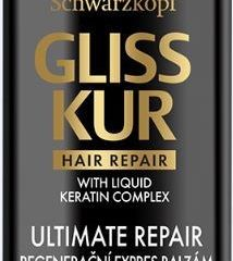 Gliss Kur Express Ultimate Repair balzam na vlasy 1x200 ml