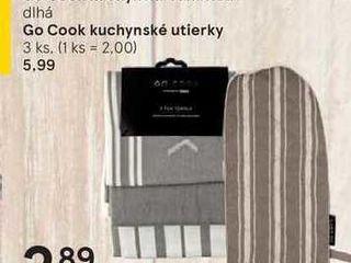 Obrázok Go Cook kuchynská rukavica