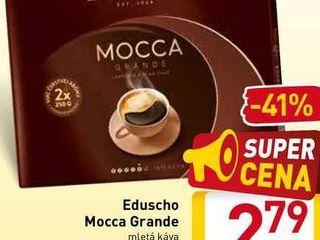 Eduscho Mocca Grande 2x250 g
