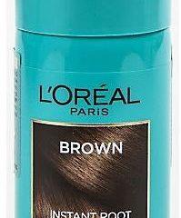 L'Oréal Paris Magic Retouch korektor šedín a odrastov brown 1x75 ml