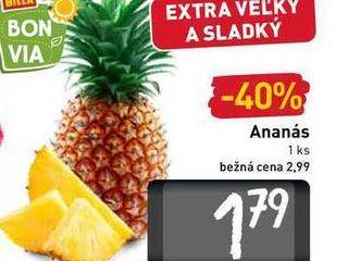 Ananás 1ks