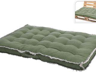 Vankúš paletový zelený 80x120 cm 1ks