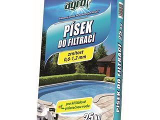 Piesok do bazénových filtrácií 0,6 mm - 1,2 mm 25 kg