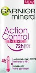 Garnier Mineral Action Control Thermo antiperspirant sprej dámsky 1x150 ml
