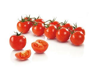 Cherry paradajky datľové strapcové