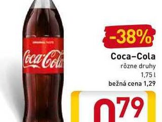 Coca–Cola  1,75 l