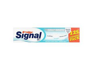 Signal daily white zubná pasta 1x125 ml