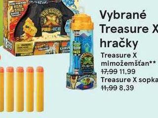 Treasure X mimožemšťan