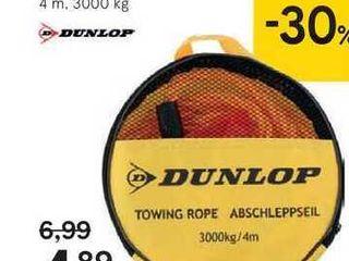 Dunlop ťažné lano