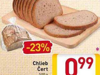 Chlieb Čert  500 g