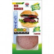 MRAZENÝ BURGER RED VEGAN 2x113g GOODY FOODY ALFA SORTI