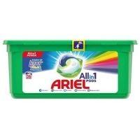 Obrázok Ariel kapsuly Lenor Color 26 ks