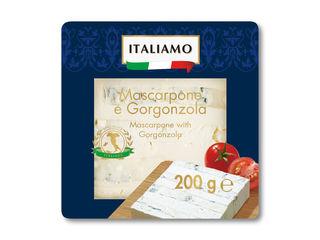 Mascarpone s gorgonzolou