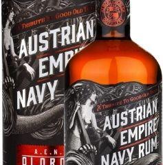 Obrázok Austrian Empire Navy Rum Oloroso Cask 49,5% 0,70 L