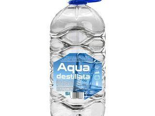 Obrázok AQUA Destillata Destilovaná voda 5 l