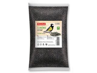 Obrázok Krmivo pre vtáctvo slnečnica čierna 1kg