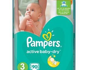 Obrázok Pampers Active Baby