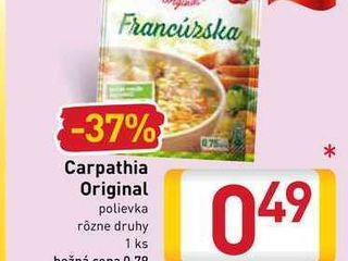 Carpathia Original   1 ks