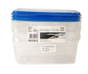 Box na potraviny 1,3l Tarrington House 3ks