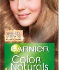 Garnier Color Naturals farba na vlasy CN 6.23 iskrivá svetlo hnedá 1x1 ks