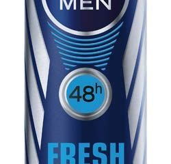 Nivea Men Fresh Active antiperspirant sprej pánsky 1x150 ml