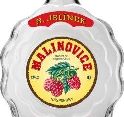 Obrázok Malinovica budík 42% 0,70 L