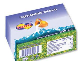 Obrázok Tatranské maslo 82 %
