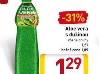 Obrázok  Aloe Vera  s dužinou 1,5 l