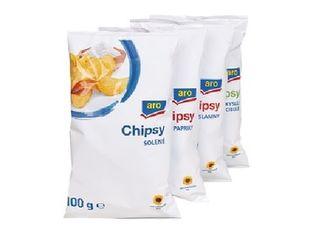 Obrázok Chipsy