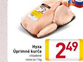 Obrázok Hyza Úprimné kurča 1 kg