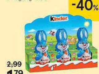 Kinder zajac, 3 x 15 g