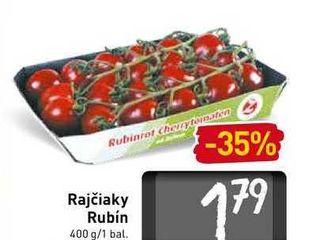 Rajčiaky Rubín  400 g