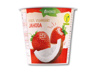 Obrázok Ovocný vegangurt