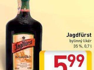 Obrázok Jagdfürst  0,7 l