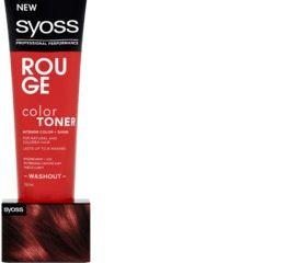 Farba na vlasy Color Toner červená, 150 ml