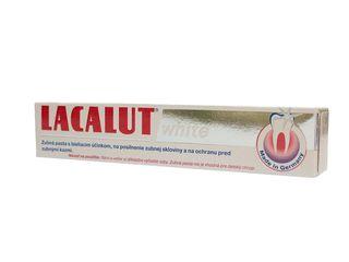 Lacalut White zubná pasta 1x75 ml
