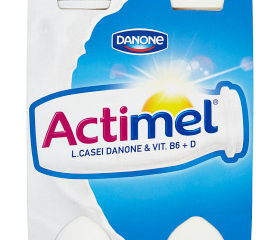 Obrázok Danone Actimel 4x100 g