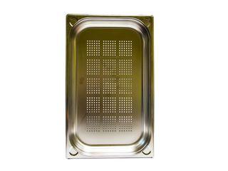 Nádoba GN1/1 nerez 65 mm perforovaná APS 1 ks
