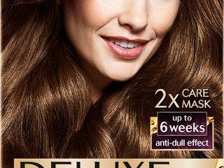 Palette Deluxe 555 žiarivozlatý karamel farba na vlasy 1x1 ks